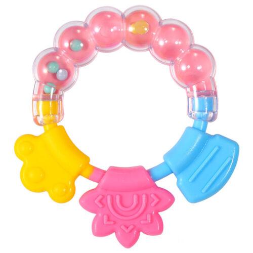 1pc Teether Educational Teething Toy Toddler BabyTeeth Training Dental Care New