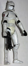 Hasbro Star Wars Clone Trooper Dirty Armour AOTC Action Figure - Stormtrooper
