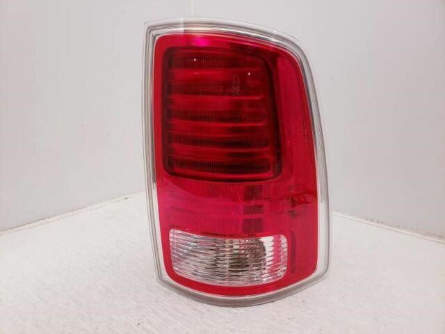 13-16 Ram 1500 2500 3500 Laramie Limited Pickup Black Smoke Full LED Tail Lights