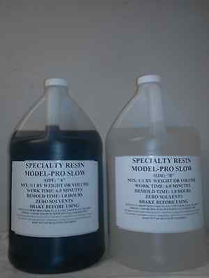 MODEL-PRO SLOW CASTING RESIN 2 GALLON KIT