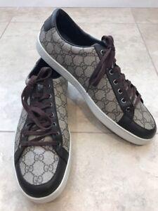 Gucci 'Brooklyn' GG Sneaker, Size 12 G