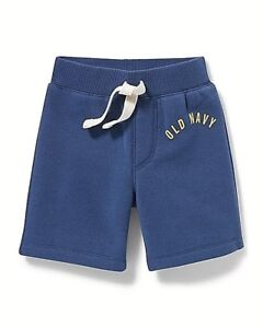 Clearance-Hot-Sale-Old-Navy-Logo-Graphic-Shorts-for-Toddler-Boys