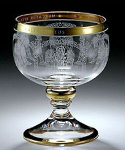 SIGNED-STEUBEN-GLASS-COMMEMORATES-034-THE-GOLDEN-BOWL-034-FILM-LIMITED-EDITION