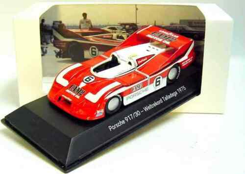 1:43 SPARK 1975 PORSCHE 917//30 World Record Talladega M Donohue NEW MUSEUM PROMO
