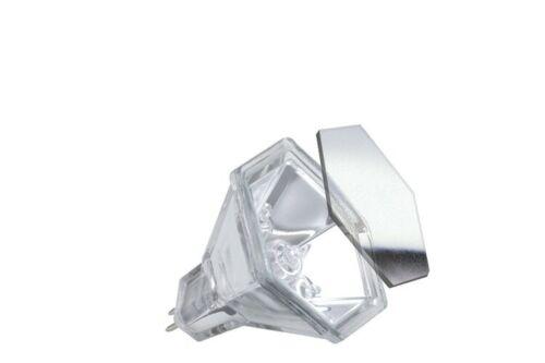 Paulmann Halogen Reflektor Hexagonal mit Schutzglas flood 60° 20W GU5,3 12V 51mm