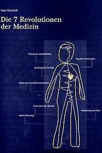 Die-7-Revolutionen-der-Medizin-von-Karstaedt-Uwe-Buch-Zustand-gut