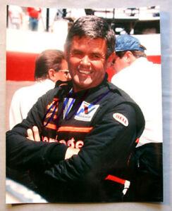 Original-Indianapolis-500-Winner-Driver-Al-Unser-Signed-Photo-8x10-LOA