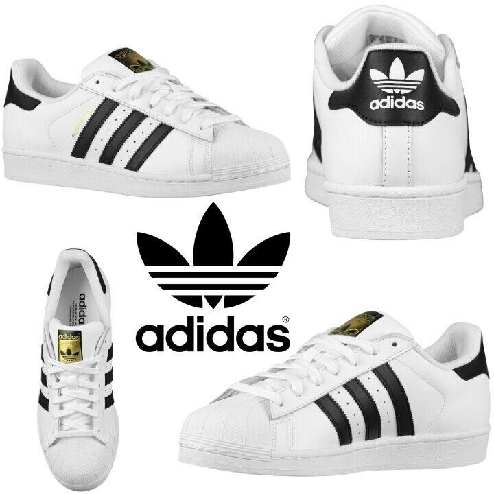 Adidas Originals Superstar Para Deportivos Hombre Deportivos Para Informales Gimnasio Correr Tenis Deportivos Nuevo En Caja 882591
