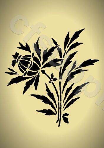 Mylar plantilla Shabby Chic Francés Vintage Craft Arte 125//190 micras A3//A4//A5 F20