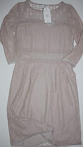 3 Lace 4 Taglia Noa 34 Serpentine Empire Dress Kleid Arm Neu Etherea tEYYqFpw1