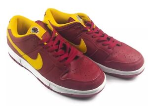 Image Is Loading New Rare Nike Dunk Low ID NFL 318019