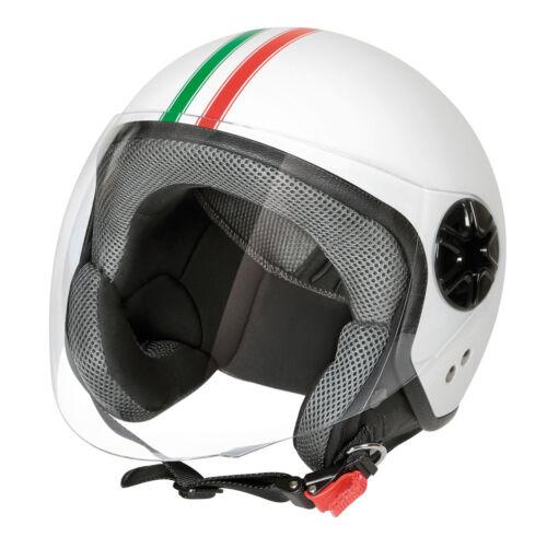 LD-3 ITALIAN FLAG DEMI-JET HELMET M LAMPA