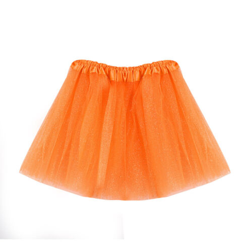 Girl Kids Baby Dance Fluffy Tutu Skirt Pettiskirt Ballet Fancy Costume Dress WEI