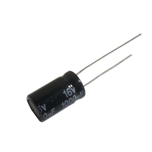 Low Impedence Electrolytic Capacitor 2u2 2.2uF 50v 10pk