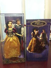 Disney Fairytale Designer Collection Snow White And The Prince Doll Set