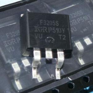 10PCS IRF2807ZS Manu:IR Encapsulation:D2-PAK Advanced Process Technology NEW
