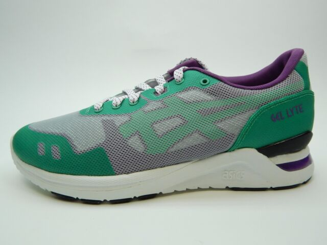 cb070a244ec9 ASICS Hn544.0167 GEL Lyte EVO MINT Green Ladies Running Shoes Size 9 ...