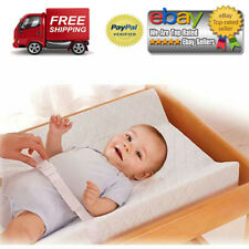 Summer Infant Baby 2 Sided Soft Comfortable Non Skid Contoured Changing Pad