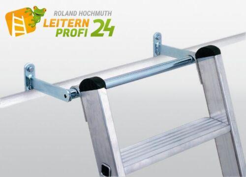 Günzburger Leitern-Einhängekonsole silber