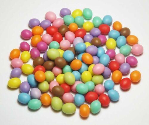 20 Dollhouse Miniature Easter Eggs Doll Mini Tiny Food Candy Egg Wholesale