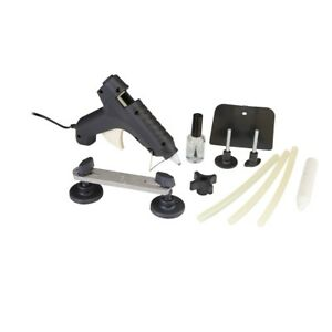 Car Paintless Dent Repair Kit  Removal Tool Glue Gun Dent Lifter Puller Tabs Set