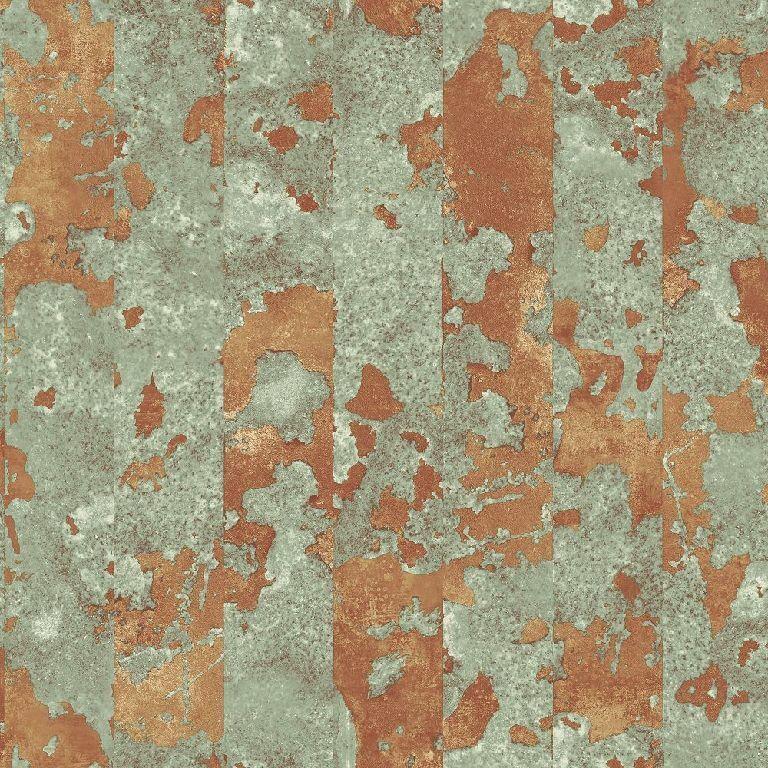 Essener Tapete Grunge G45361 Antiguo Metal Óxido Rostwand Pared