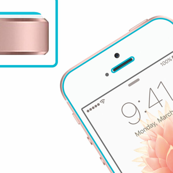 Ultra Clear Tempered Glass Screen Protector For Apple iPhone SE (5/5s/5c)