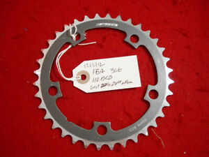 FSA-36t-Tooth-Chain-Ring-5-Arm-Road-110-BCD-Used