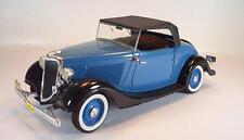 Solido 1/19 no 1/18 Ford V 8 (1934) hellblau (türkis)  #2393