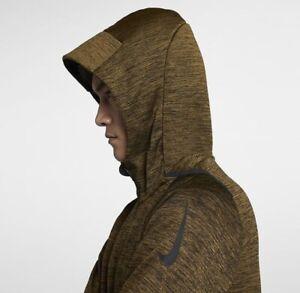 desvanecerse creciendo Fuera de  Nike Therma - Sphere Premium Men's Hoodie Size S 932038-395   eBay