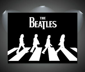 Image Is Loading The Beatles Poster A1 A2 A3 A4 Sizes