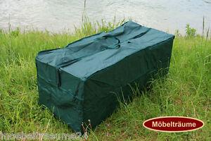 3 Größen: Tasche für Auflagen Polster Kissen Schutzhülle Gartenauflagentasche
