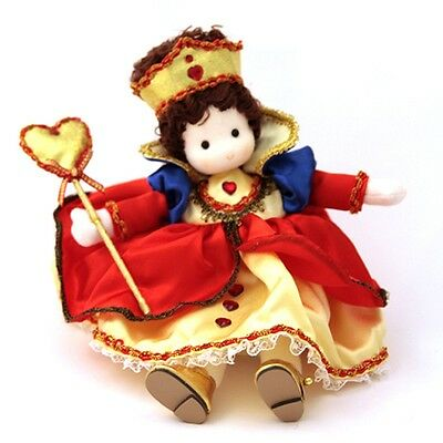 Green Tree Musical Dolls Little Red