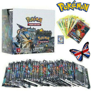 324pcs-Pokemon-Cards-Bundle-TCG-Booster-Box-English-Edition-Break-Point-36-Packs
