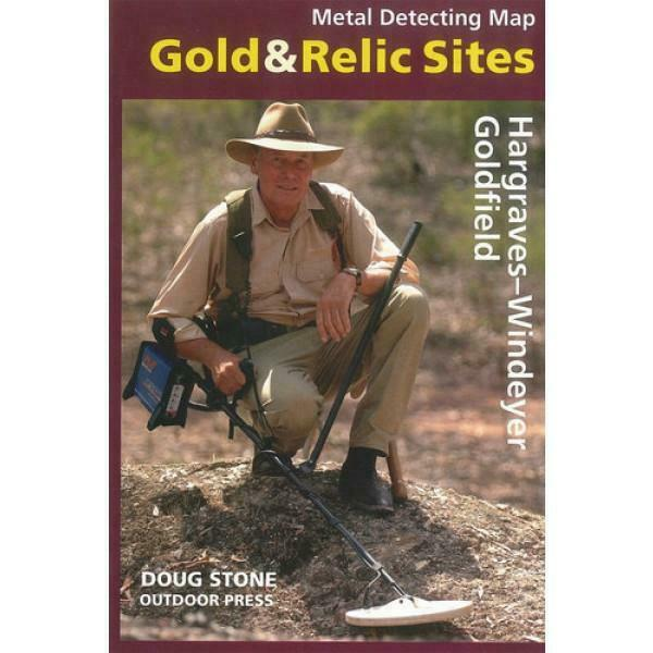 NSW - Gold & Relic Sites - Metal Detecting Maps - Region: Hargraves-Windeyer ...