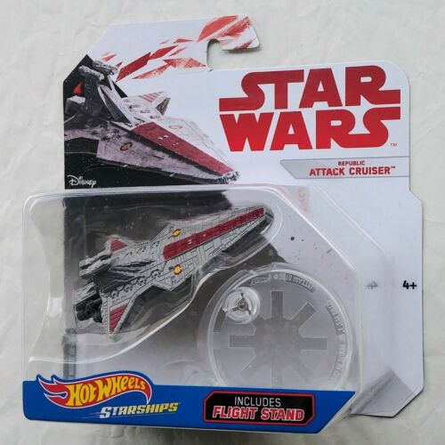 Star Wars The Last Jedi Hot Wheels Starship 2018 Wave 3 Luke/'s Land Speeder AAT