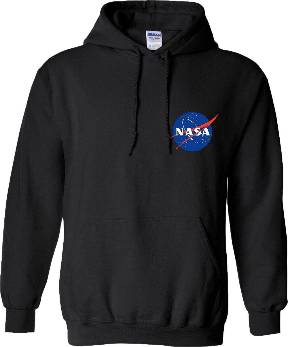 59d531e5afa28 ... NASA espace Sweat à Capuche Côté Big Bang Theory espace NASA astronaute  Geek Nerd STAR Homme ...