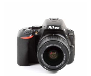 Camara-SLR-nuevo-Nikon-D5600-Digital-AF-P-DX-Nikkor-18-55-mm-f-3-5-5-6G-VR