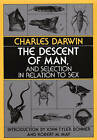 The Descent of Man and Selection in Relation to Sex by Charles Darwin (Paperback, 1981)