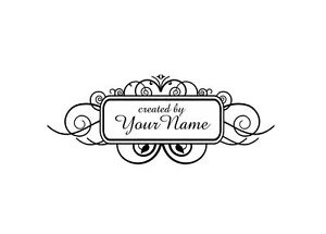 UNMOUNTED-PERSONALIZED-CREATED-BY-CUSTOM-RUBBER-STAMPS-c131