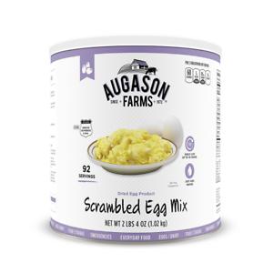 Augason Farms Scrambled Egg Mix 36 oz Can
