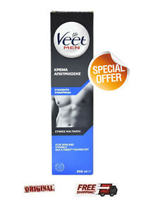 Veet Men Hair Removal Cream For Sensitive Skin For Breast And Back