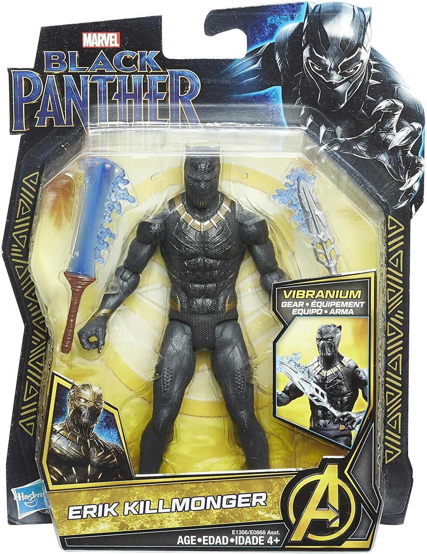 """ML253 t/'challa Panthère noire personnalisé Cast Head Utiliser Avec 6/"""" Comics Marvel legends"""