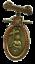 CROSS KNIGHTS TEMPLAR COMMANDERY SPUR HELENA #3 NJ KT HCS