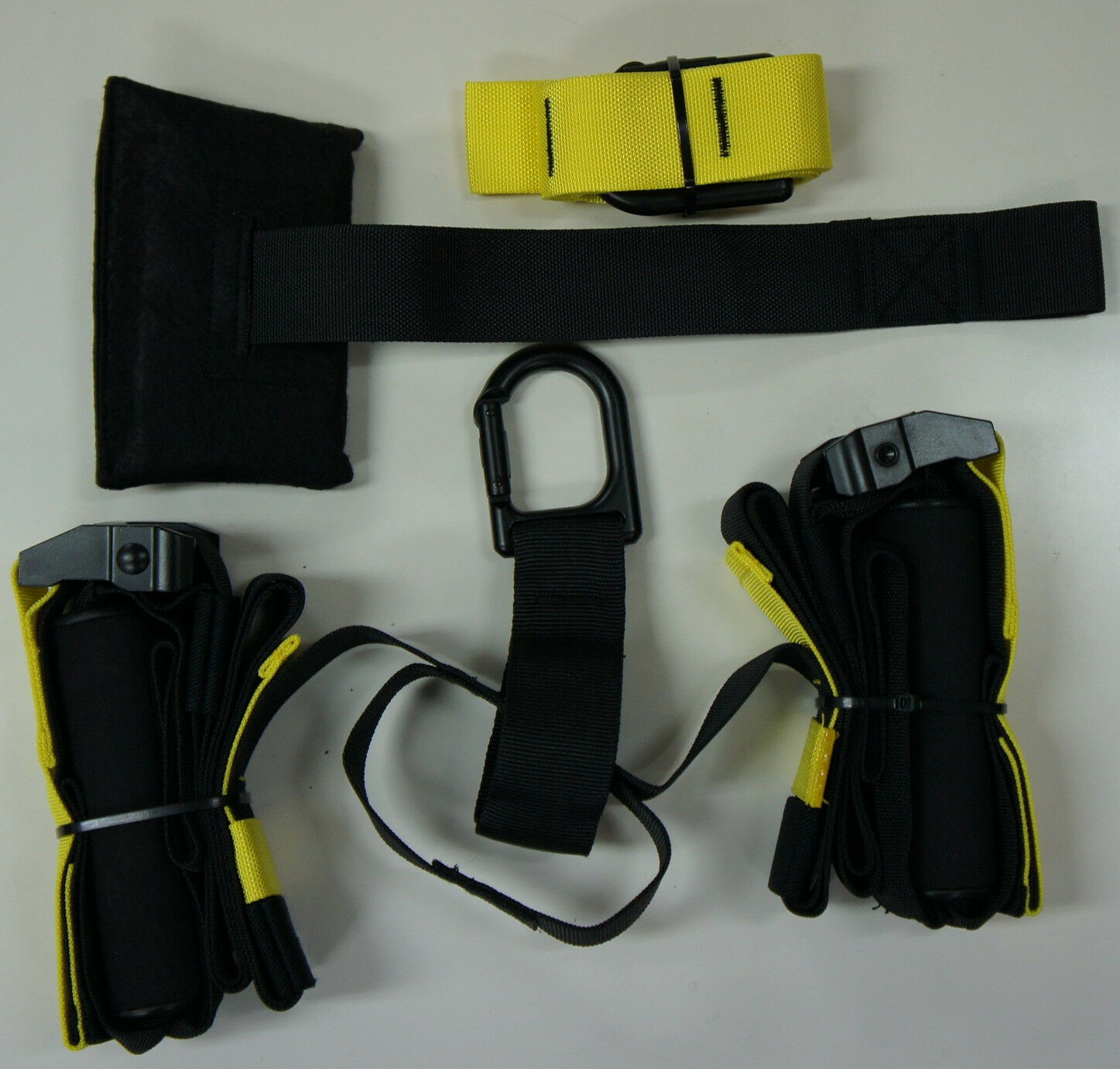 High Quality Basic Suspension Training Bodyweight Exercise System, Same Same Same as TRX a8555b
