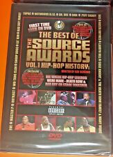 Best of The Source Awards Vol. 1 - Hip-Hop History (DVD, 2003)