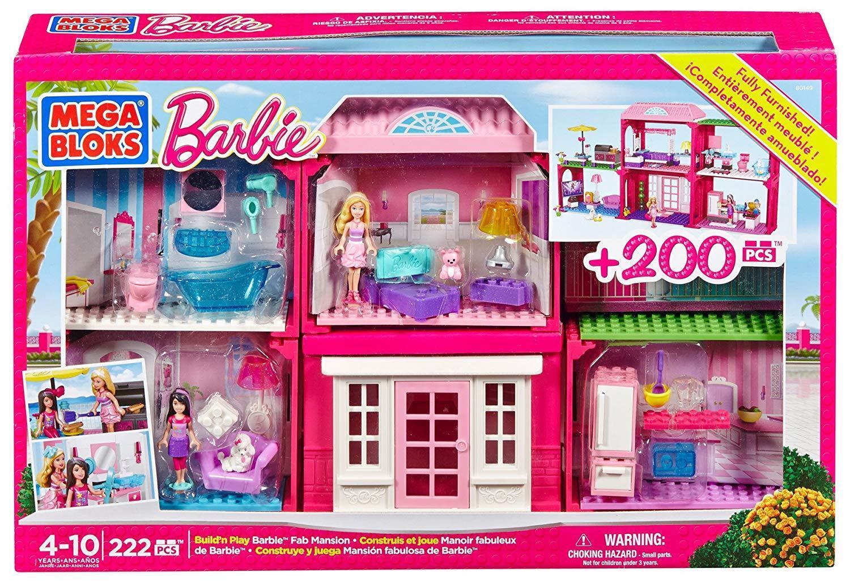 Mega - bloks barbie - villa neuen fab
