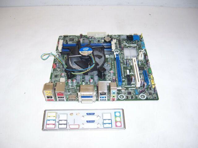 Intel DQ77MK LGA 1155//Socket H2 DDR3 SDRAM Desktop Motherboard