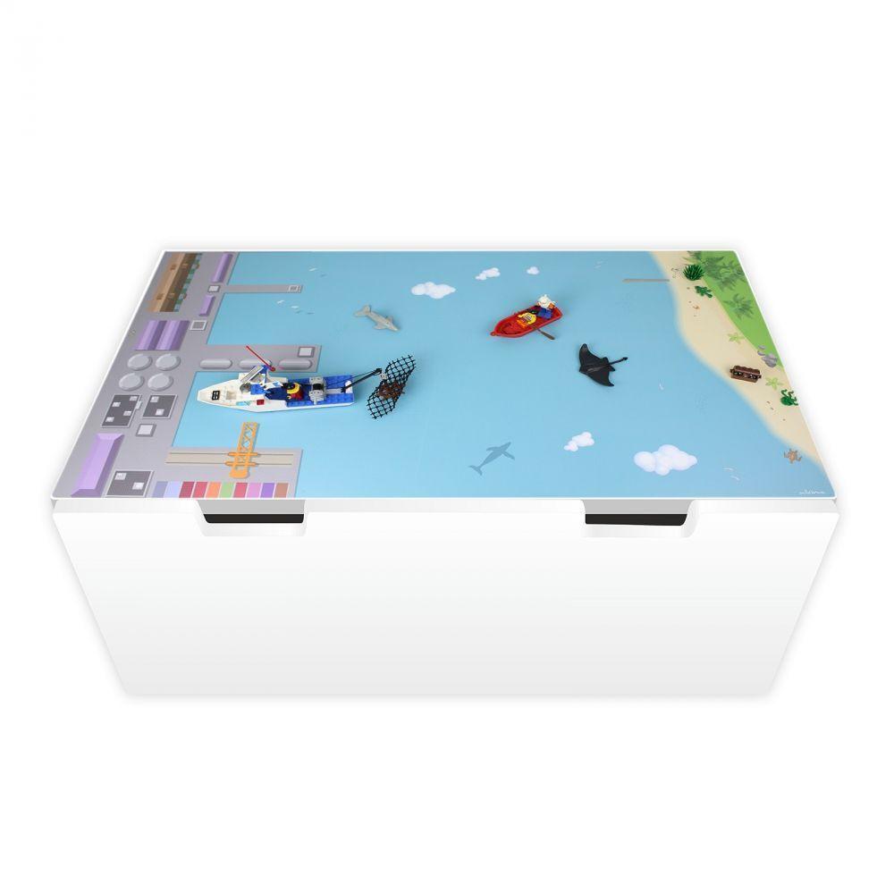 Pellicola gioco gioco gioco per STUVA Porto e Isola (arrossoi non incluso) ef4e55