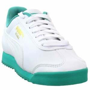 Puma-Roma-Basic-Sneakers-Casual-White-Mens